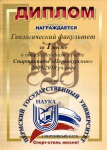 1 место_первокурсник